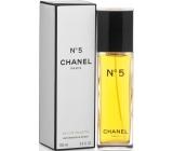 Chanel No.5 toaletní voda pro ženy 100 ml s rozprašovačem