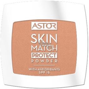 Astor Skin Match Protect Powder pudr 300 Beige 7 g
