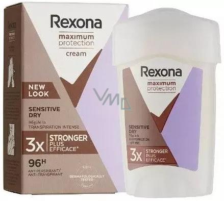 Rexona Maximum Protection Sensitive Dry Antiperspirant Deodorant Men Adventure Stick Pro Eny 45 Ml