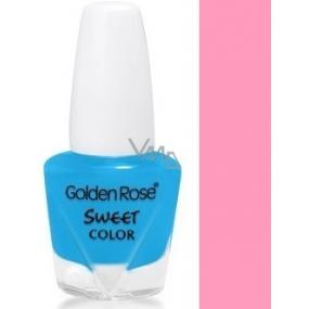 Golden Rose Sweet Color mini lak na nehty 66 5,5 ml