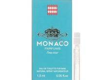 Monaco L Eau Azur toaletní voda pro muže 1,5 ml s rozprašovačem, Vialka