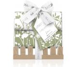 Baylis & Harding Urban Barn Lime, basil and mint toilet soap 2 x 200 g, cosmetic set