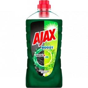 Ajax Boost Charcoal + Lime univerzální čisticí prostředek 1 l