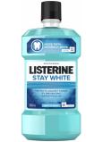 Listerine Stay White Arctic Mint ústní voda pro bílé zuby 500 ml