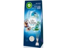 Air Wick Life Scents Tyrkysová laguna vonné tyčinky 30 ml