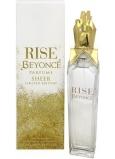 Beyonce Rise Sheer parfémovaná voda pro ženy 100 ml