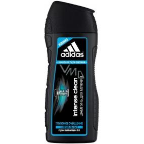 Adidas Intense Clean šampon pro normální vlasy pro muže 200 ml