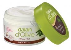 Dalan d Olive zvláčňující krém s olivovým olejem dóza 250 ml