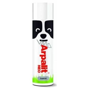 Arpalit NEO s extraktem z TTO listů čajovníku šampon na srst psů, štěňat, koček, koťat i jiných kožešinových zvířat 250 ml