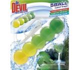 Dr. Devil Natur Fresh BiColor 5Ball Wc závěs 35 g