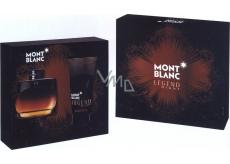Montblanc Legend Night parfémovaná voda pro muže 50 ml + sprchový gel 100 ml, dárková sada