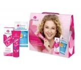 Dermacol Love My Face pleťový sorbet 50 ml + 3D hydratační a vyživující maska 15 ml, kosmetická sada