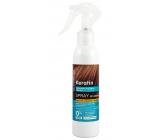 Dr. Santé Keratin Hair regenerační sprej pro křehké lámavé vlasy bez lesku 150 ml
