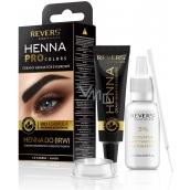 Revers BIO Henna barva na řasy a obočí Černá 15 ml + 15 ml