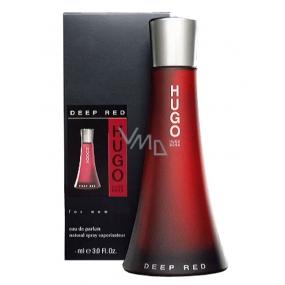 Hugo Boss Deep Red parfémovaná voda pro ženy 30 ml
