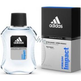 Adidas Fresh Impact voda po holení 100 ml