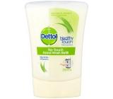 Dettol Aloe Vera Hydratační antibakteriální mýdlo do bezdotykového dávkovače náhradní náplň 250 ml