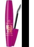 Dermacol Mega Lashes Express Volume Mascara řasenka černá 12,5 ml
