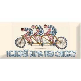 Bohemia Gifts & Cosmetics Love Condoms dárkový kondom Nejlepší guma pro cyklisty 1 kus