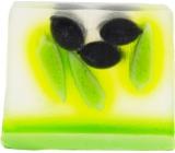 Bomb Cosmetics Olivové Přírodní glycerinové mýdlo 100 g