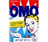Omo Xxl-Pack prací prášek na bílé prádlo 70 dávek 4,9 kg