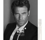 Montblanc Legend Night parfémovaná voda pro muže 1,2 ml s rozprašovačem, Vialka