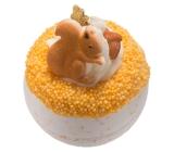 Bomb Cosmetics Zlatý ořech - Go Nuts Šumivý balistik do koupele 160 g