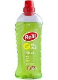 Real Maxi úklid Podlahy univerzální antistatický čisticí prostředek s aroma oleji 1 l