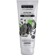 Freeman Feeling Beautiful Aktivní uhlí a Černý cukr bahenní pleťová maska pro normální a smíšenou pleť 175 ml