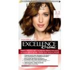 Loreal Paris Excellence Creme barva na vlasy 5.3 Světle hnědá zlatá