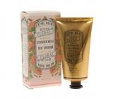 Panier des Sens Růže a Muškát luxusní francouzský hydratační krém na ruce 75 ml