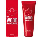 Dsquared2 Red Wood sprchový gel pro ženy 200 ml