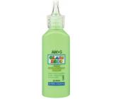 Amos Barvy na sklo 10. Světle zelená 22 ml