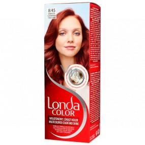 Londa Color barva na vlasy 8/45 Ohnivě červená