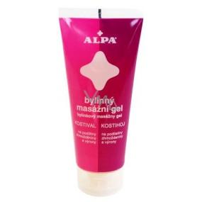 Alpa Kostival bylinný masážní gel 100 ml