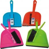 Clanax Souprava smetáček s lopatkou různé barvy 1 kus 6202