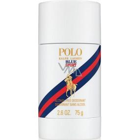 Ralph Lauren Polo Blue Sport deodorant stick pro muže 75 g