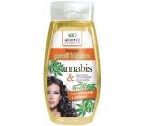 Bione Cosmetics Bio Cannabis šampon proti lupům pro ženy 250 ml
