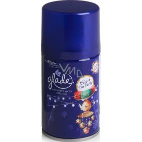 Glade by Brise Velvet Tea Party automatický osvěžovač vzduchu náhradní náplň 269 ml