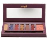 Barry M Golden Peach Blush paleta očních stínů s tvářenkou 0614, 9,2g
