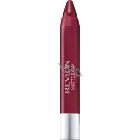 Revlon Colorburst Matte Balm rtěnka v pastelce 270 Fiery 2,7 g