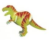 Puzzle dřevěné dinosauři 3 Tyranosaurus 20 x 15 cm