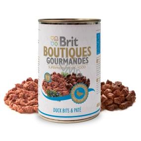Brit Boutiques Gourmandes Kachní kousky v paté 400 g