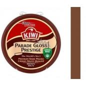 Kiwi Parade Gloss Prestige krém na boty Hnědý 50 ml