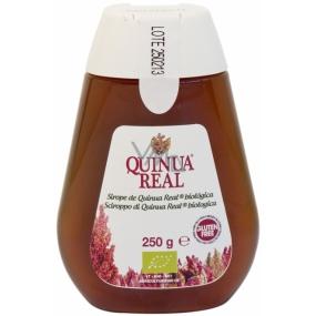 Quinua Real Bio Quinoa přírodní sladidlo sirup 250 g