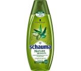Schauma Nature Moments Středomořský olivový olej a Aloe Vera regenerační proti třepení konečků šampon na vlasy 250 ml