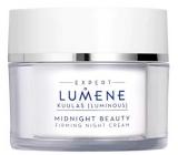 Lumene Midnight Beauty Firming Night Cream Noční zpevňující krém Půlnoční krása Kuulas 50 nl