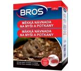 Bros Na myši a potkany měkká návnada 150 g
