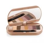 Bourjois Eye Catching Nude Palette paletka očních stínů 03 4,5 g