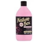 Nature Box Mandle Objemový kondicionér oplachový se 100% za studena lisovaným olejem, vhodné pro vegany 385 ml